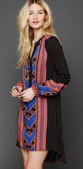 Free People Dresses & Skirts - Free people peacemaker dress NWT